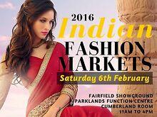 Indian Fashion Markets - 6th February Sydney Region Preview