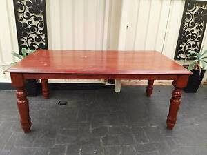 Wooden dining table (no chairs) Need gone URGENTLY!! Salisbury Plain Salisbury Area Preview