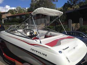 02 Crownline Bowrider wide body SS layout Highland Park Gold Coast City Preview