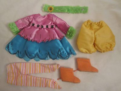 """A VERY ODD HUNCH Tonner Doll OUTFIT ONLY 150 made Dr Seuss fits 10"""" Patsy Trixie"""