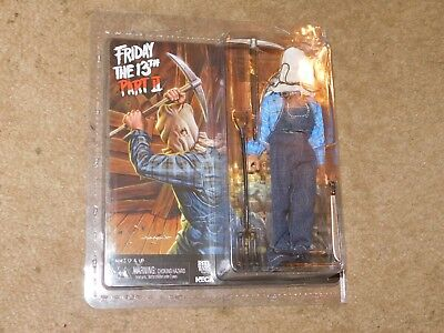 Neca Jason Voorhees Friday the 13th Part II Retro Action Figure Sack Head