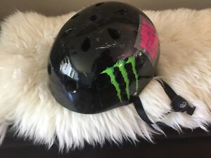 MONSTER SKATEBOARDING BOY'S HELMET