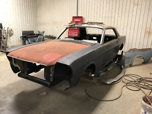 1966 Mustang Parts >> 1966 Mustang Buy New And Used Auto Body Parts Oem Aftermarket