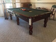 Pool Table Snooker Billiard slate King Size + Accessories A+++ Keysborough Greater Dandenong Preview