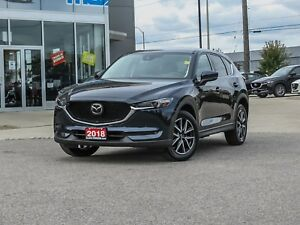 2018 Mazda CX-5 GT TECHNOLOGY PKG