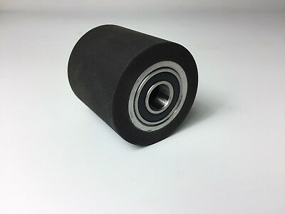 Belt Grinder Rubber Contact Wheel For 2x72 Knife Making Grinder