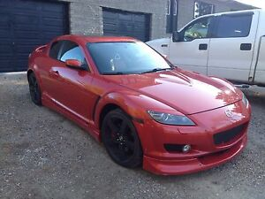 7900$ rare RX8 GT Premium  low millage , fully load