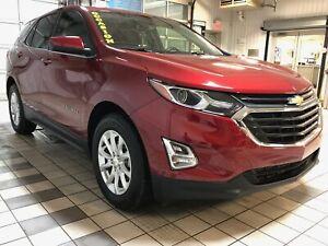 2018 Chevrolet Equinox SEULEMENT 13 566KM - GARANTIE JUSQU'EN 20