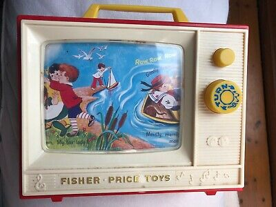 Fisher Price Classic two tune TV