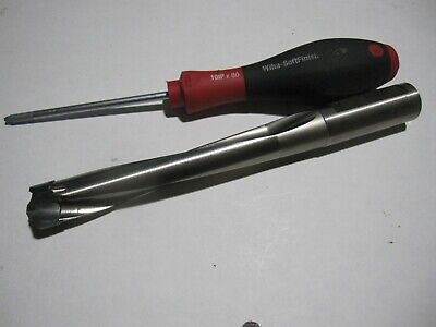 Sumitomo Smdho71l .6890-.7283 Replaceable Tip Thru Coolant Drill Body