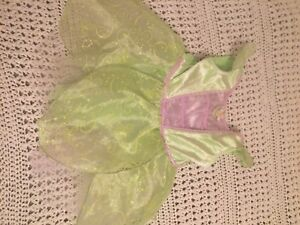 Tinkerbell costume 6 to 12 months