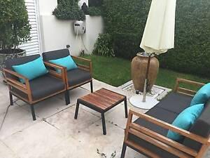 Mamagreen Zudu Lounge Garden Furniture Set Bellevue Hill Eastern Suburbs Preview