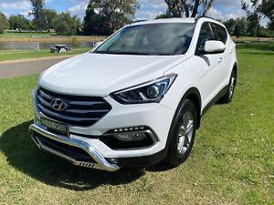 2017 Hyundai Santa Fe ACTIVE CRDi (4x4) Forbes Forbes Area Preview