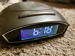 Homedics SS-4510 Clock Radio, Nature Sounds, Projection