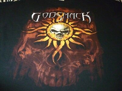 Godsmack Tour Shirt ( Used Size L ) Very Good Condition!!!