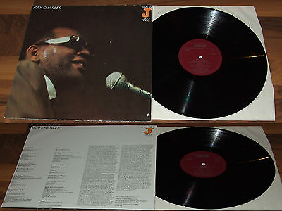 LP Amiga Jazz 850063 Ray Charles New York s My Home DDR 1978 Sehr gut