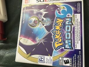Pokemon Moon $40!