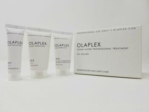Olaplex Stand Alone Treatment Kit No 1 + No 2 + No 3 SAME DAY SHIPPING  *SEALED*