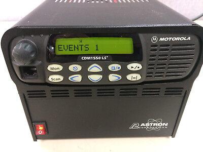 Motorola Cdm1550ls Aam25skf9dp6n Basemobile 160ch 40w 450-512 W Power Supply
