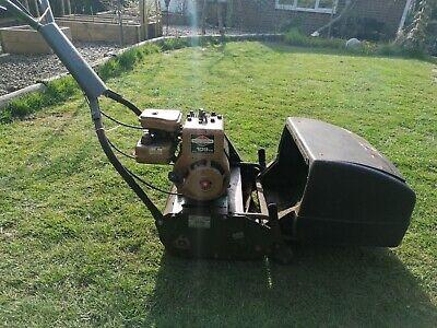 Webb 14in Petrol Cylinder mower