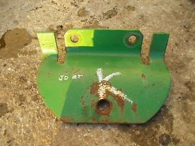 John Deere Mt Tractor Original Jd Front Cultivator Hitch Plate Bracket