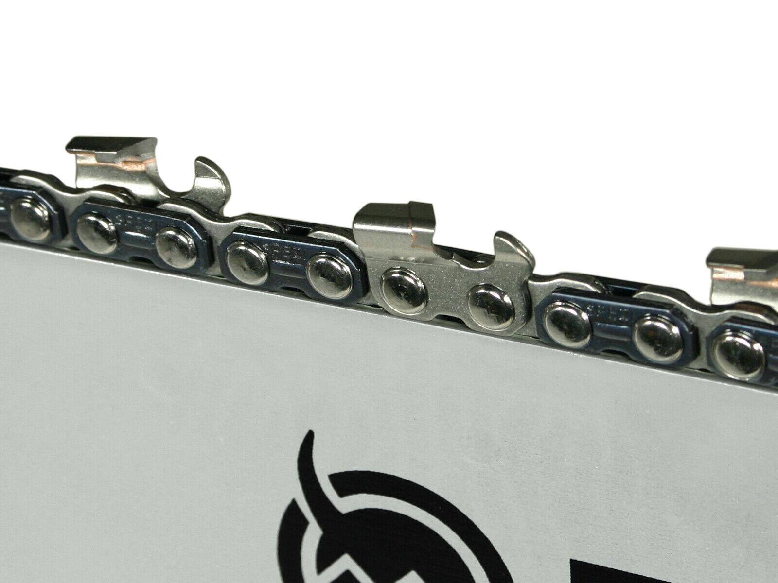 """Hartmetall Sägekette passend für Stihl MS 661 90 cm 3//8/"""" 114 TG 1,6 mm carbide"""