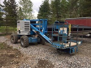 Genie Z45/26 Articulating 4x4 Man Lift - Sell or Trade -