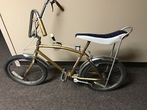 Wanted: 80's BMX's and 70's Banana Seat Bikes