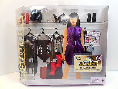 Barbie Doll Stardoll Fashion   Access  Pack Clothes Outfits New See Desc