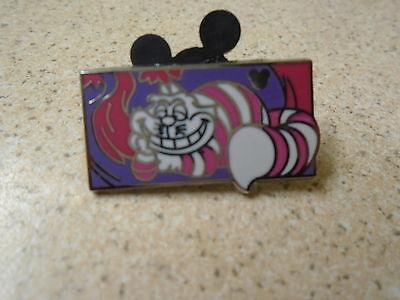 Disney's Cheshire Cat Pin Badge From Alice In Wonderland Badge