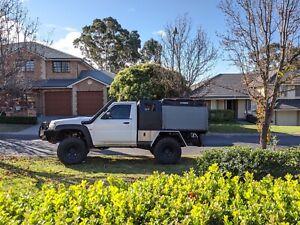 Nissan Patrol GU TD42
