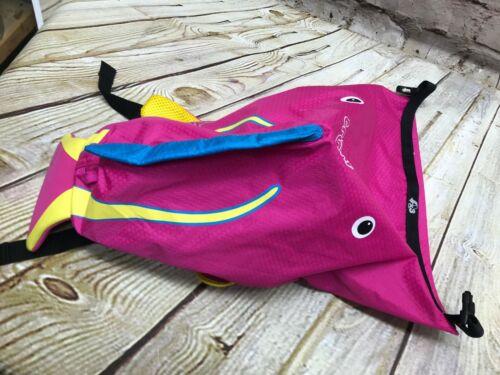 Fish PaddlePak Waterproof Trunki Swim Bag NNT!