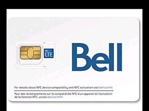Bell 4g lte sim (unlimited everything?) is not a plan