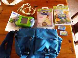 Leapstar 2 + 4 games+bag+cords and manual Willetton Canning Area Preview