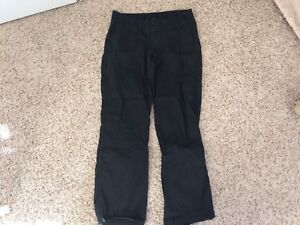 Thyme Maternity pre/post cargo pants