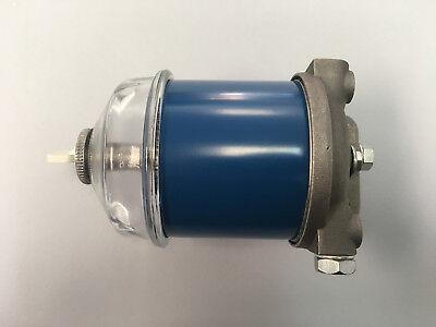 Massey Ferguson Tractor Cav Fuel Filter Assembly 230 231 193229m91 193239m91
