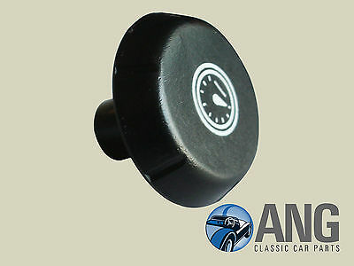 TRIUMPH TR6 DASH ILLUMINATION RHEOSTAT DIMMER SWITCH PLASTIC KNOB 612726