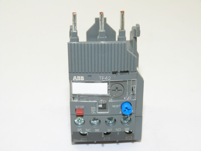 ABB TF42-29 Thermal Overload Relay 24-29a NEW 1yr Warranty