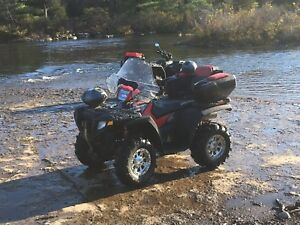 2005 sportsman 800 with EPS!!!