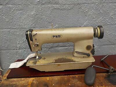 Industrial Sewing Machine Pfaff 463 - Single Needle -light Leather