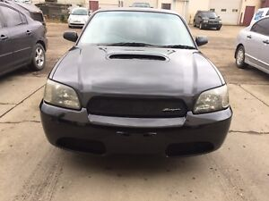 2000 Subaru Legacy b4 blitzen (REDUCED)