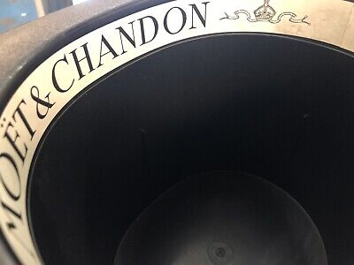 Vintage Top Hat Style Moet Chandon Champagne/Ice Bucket