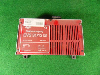 Ladegerät Calira EVS 31/12 DS Tauschgerät 195 - 230 V Wohnwagen Reisemobile Camp