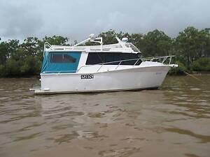 Plate Alloy 8.5 Full Cabin Cruiser Maryborough Fraser Coast Preview