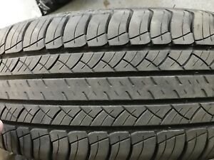 4 x Michelin 225 65 R17 all season