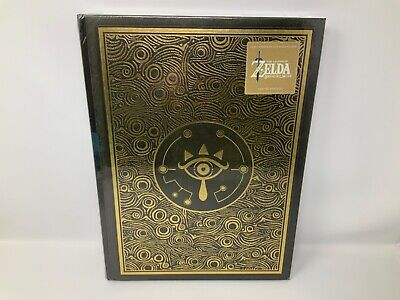 Legend of Zelda Breath Of The Wild Deluxe Edition The Complete Official Guide