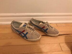 Onitsuka Tiger Skater Suede Shoes Size 6.5