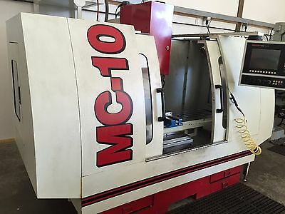 Fryer Mc 10 Vertical Machining Center 16 Position Atc Anilam 6000 Touch