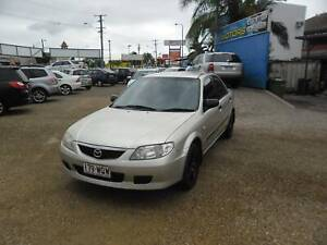 Mazda 323 Sedan Hermit Park Townsville City Preview