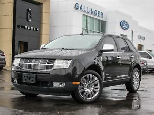 2010 Lincoln MKX w/SIGHT & SOUND PKG AND TRAILER TOW PKG